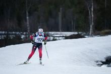 Karoline Erdal til verdenscupen i Oberhof