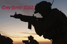 [Gelöst] Call of Duty Modern Warfare Dev Error 6068