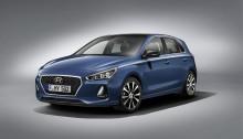 Hyundai presenterer priser på nye i30