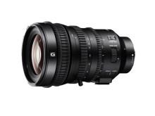 Sony представя 18-110мм Super 35мм APS-C обектив с плавно приближение (Power Zoom)