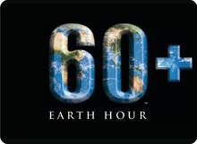 Earth Hour Västerås 2014