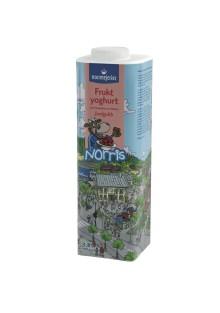 Norrmejerier lanserar lokalproducerad barnyoghurt - Yoghurt blir till glass i Norrmejeriers kampanj