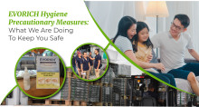 EVORICH Hygiene Precautionary Measures: What We Are Doing To Keep You Safe
