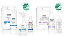 Miljöarbetet ger resultat - fler Svanenmärken till KBM Professional