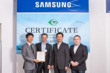 Samsung GALAXY S4 världens första smartphone att uppnå TCO Certified
