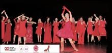 Hjälp oss rädda kvinnohjärtan! Woman in Red till Örebro!