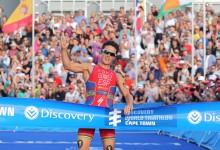 Discovery World Triathlon Cape Town a huge success