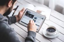 Svenskarna efterfrågar e-tjänster för boende och sjukvård