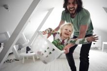 Familjer världen över vill leka mer