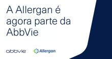 AbbVie conclui aquisição da Allergan