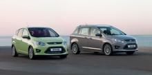 Enda mer utstyr – og ned i pris: Ford C-MAX rustes opp for 2013