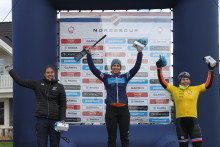Spennende og fartsfylt Norgescup nr 4 i sykkelkross på Spikkestad