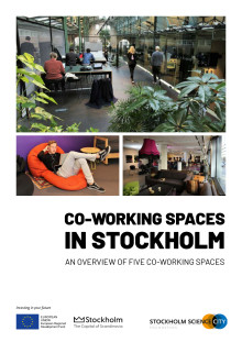 Co-working spaces in Stockholm - An overview of five co-working spaces