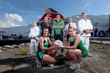 Stena Line lends muscle to Northern Ireland athletes