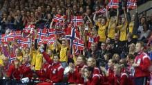 Håndball VM - reis med Stena Line til Frederikshavn