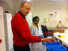Cadila investerar i Biopolymers utveckling