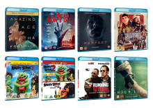 New titles in January from Universal Sony Pictures Home Entertainment
