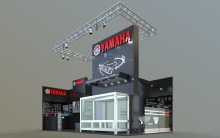 Yamaha Motor: First Exhibition at HANNOVER MESSE 2018,  World's Leading Trade Fair for Industrial Technology - Delivering Overall Optimization of Fully-Digitalized Production Facilities through Robot Transport -