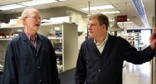 Forschung statt Ruhestand: Wie ein Wurmprojekt zwei Forscher zurück ins Labor holte