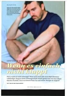 """Artikel """"Babywunsch"""" 03/2018 - Prof. Dr. med. Frank Nawroth"""