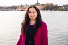 Kompassrosstipendiet 2020: Kungen belönar Frida Caballeros kamp mot könsskillnader i Tech-branschen