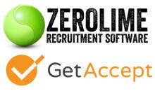 ZeroLime lanserar digital signatur för anställningsavtal i samarbete med vår Partner GetAccept