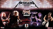 Metallica klara för Ullevi 2019