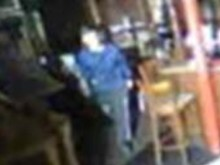 Pub theft: Do you recognise this man?