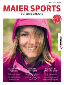 Maier Sports Magazin Frühjahr/Sommer 2019