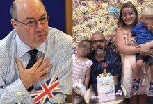​Minister of State, Alistair Burt to meet with family of Andy Neal - innocent veteran held for 6 months in Dubai