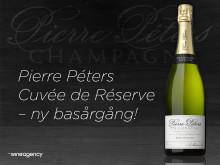 Pierre Péters Cuvée de Réserve – ny basårgång!