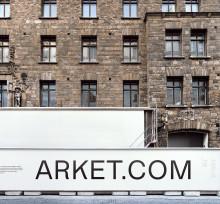 Bibliotekstan välkomnar Arket till Stockholm