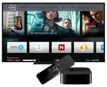 Nå kommer Canal Digital Kabels innhold på Apple TV