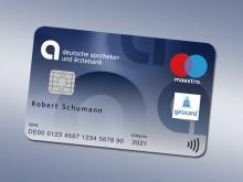Mehr Möglichkeiten mit der neuen apoBankCard