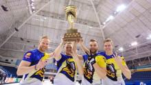Curling: Ny imponerande tour-seger för lag Edin