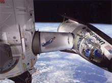 Hållbar innovation finns att hämta i rymden