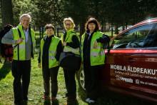 Mobila team för äldre kan utökas till hela länet