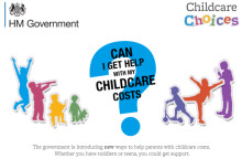 Worried about child care costs? We can help