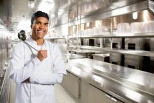 Nytt utbildningssamarbete ska få fler kockar i arbete
