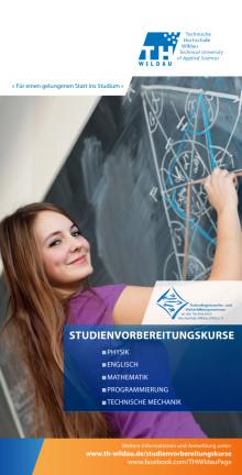 Für einen erfolgreichen Studienstart: Studienvorbereitungskurse ab 1. August 2015