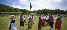 Midsommarfirande på Tjolöholms Slott - Midsommardagen
