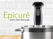 KitchPro Epicuré Sous Vide-Maskin