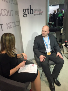 The importance of IoT Security - GTB TV interview with Security Officer Johansson