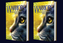 Katter i vilda klankrig: Hemligheternas skog - tredje delen i Warriors-serien.