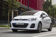 KIA Rio er den mest pålidelige model blandt de små biler i ny amerikansk undersøgelse