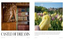 """Slottet uppmärksammas med reportage i brittiska """"The Telegraph"""""""