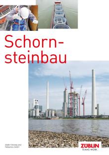 Züblin Chimney and Refractory GmbH - Schornsteinbau