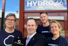 Cybersecurity Specialists Cyberty Joins Hydro66 as a Partner and a customer