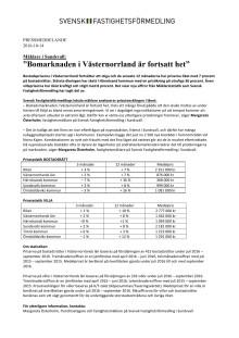 """Mäklare i Sundsvall: """"Bomarknaden i Västernorrland är fortsatt het"""""""