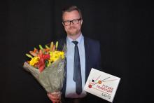CMP's Norra Hamnen wins logistics award